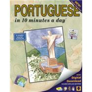 PORTUGUESE in 10 minutes a day® by Kershul, Kristine K., 9781931873338