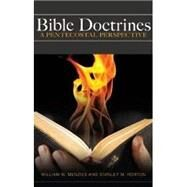 Bible Doctrines: A Pentecostal Perspective by Menzies, William W.; Horton, Stanley M., 9781607313342