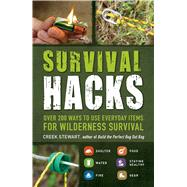 Survival Hacks by Creek, Stewart, 9781440593345
