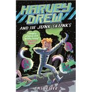 Harvey Drew and the Junk Skunks by Lester, Cas, 9781471403347