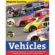 Magnetic Learning: Vehicles by Krych, Elizabeth, 9781626863347