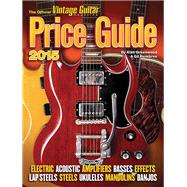 The Official Vintage Guitar Price Guide 2015 by Greenwood, Alan; Hembree, Gil, 9781884883347