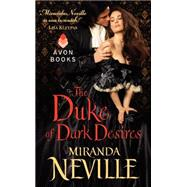 The Duke of Dark Desires by Neville, Miranda, 9780062243348