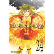 PandoraHearts, Vol. 24 by Mochizuki, Jun, 9780316393348