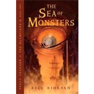 Percy Jackson and the Olympians, Book Two The Sea of Monsters by Riordan, Rick, 9781423103349