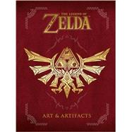 The Legend of Zelda by Nintendo, 9781506703350