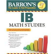 Barron's Ib Math Studies by Bruner, Allison Paige, 9781438003351