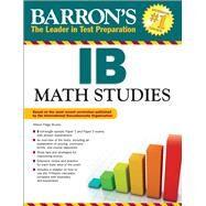 Barron's Ib Math Studies by Bruner, Allison Paige, 9781438003351