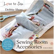 Sewing Room Accessories by Shore, Debbie, 9781782213352