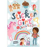 Sticker Girl by Tashjian, Janet; Wilmink, Inga, 9781627793353