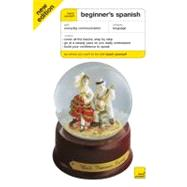 Teach Yourself Beginner's Spanish (Book Only) by Stacy, Mark, 9780071613354