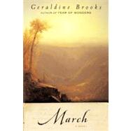 March A Novel by Brooks, Geraldine, 9780670033355