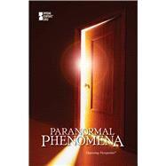 Paranormal Phenomena by Espejo, Roman, 9780737763355