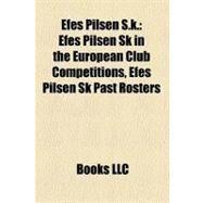 Efes Pilsen S.k. by , 9781156803356