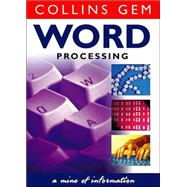 Word Processing by Lazaro, Marjorie, 9780004723358