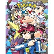 Pokémon X•Y, Vol. 6 by Kusaka, Hidenori; Yamamoto, Satoshi, 9781421583358