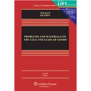 Problems and Materials on the Sale and Lease of Goods by Whaley, Douglas J.; McJohn, Stephen M., 9781454863359