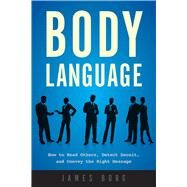 Body Language by Borg, James, 9781632203359
