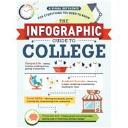 The Infographic Guide to College by Adams Media, 9781507203361