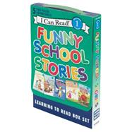 Funny School Stories by Not Available (NA), 9780062313362