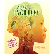 Exploring Psychology with DSM5 Update by David G., PhD Myers, 9781464163364
