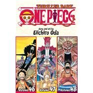 One Piece (Omnibus Edition), Vol. 16 Thriller Bark, Includes vols. 46, 47 & 48 by Oda, Eiichiro, 9781421583365