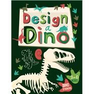 Design a Dino by Jones, Frankie, 9781499803365