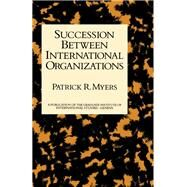 Succession Between Internl Organ by Myers, 9781138983366