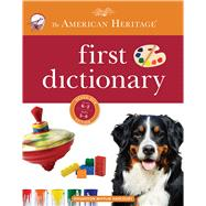 American Heritage First Dictionary by American Heritage Publishing Company, 9781328753366