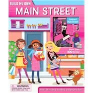 Build My Own Main Street: Build My Own Books With Building Bricks by Wood, Steven; Shaw, Gina, 9780794433369