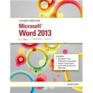 Illustrated Course Guide Microsoft Word 2013 Basic by Duffy, Jennifer, 9781285093369