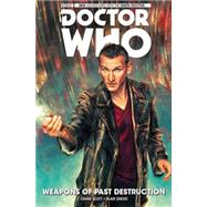Doctor Who: The Ninth Doctor Volume 1 - Weapons of Past Destruction by SCOTT, CAVAN, 9781782763369