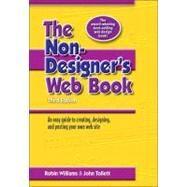 The Non-Designer's Web Book by Williams, Robin; Tollett, John, 9780321303370