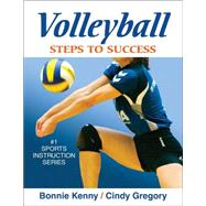 Volleyball : Steps to Success by Kenny, Bonnie, 9780736063371