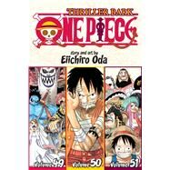 One Piece (Omnibus Edition), Vol. 17 Thriller Bark, Includes vols. 49, 50 & 51 by Oda, Eiichiro, 9781421583372