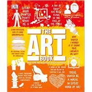 The Art Book by Dorling Kindersley Limited, 9781465453372