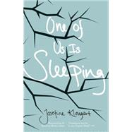 One of Us Is Sleeping by Klougart, Josefine; Aitken, Martin, 9781940953373