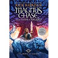 Magnus Chase and the Gods of Asgard Book 1 The Sword of Summer by Riordan, Rick, 9781423163374