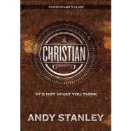 Christian by Stanley, Andy, 9780310693376