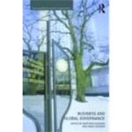 Business and Global Governance by Ougaard; Morten, 9780415493376