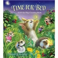 Time for Bed! A Lift-the-Flap Counting Book by McCue, Lisa, 9780794433376