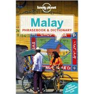 Lonely Planet Malay Phrasebook & Dictionary by Lonely Planet Publications, 9781741793376