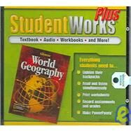 Glencoe World Geography: Student Works by Boehm, Richard G., 9780078653377