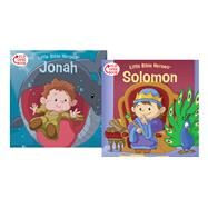 Solomon/Jonah Flip-Over Book by Kovacs, Victoria, 9781462743377