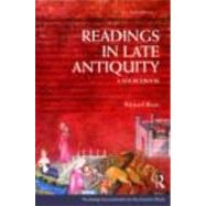 Readings in Late Antiquity: A Sourcebook by Maas; Michael, 9780415473378