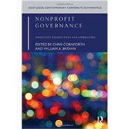 Nonprofit Governance: Innovative perspectives and approaches by Cornforth; Chris, 9780415783378