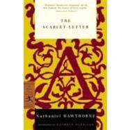 The Scarlet Letter by HAWTHORNE, NATHANIELHARRISON, KATHRYN, 9780679783381