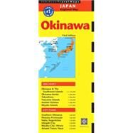Periplus Travel Maps Okinawa & the Ryukyu Islands by Periplus, 9784805313381