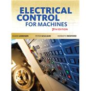 Electrical Control for Machines by Lobsiger, Diane, 9781133693383
