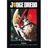 Judge Dredd by Ewing, Al; Spurrier, Simon; Williams, Rob; Flint, Henry; D'Israeli, 9781781083383